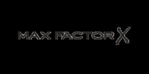 Logo Marque Max factor X